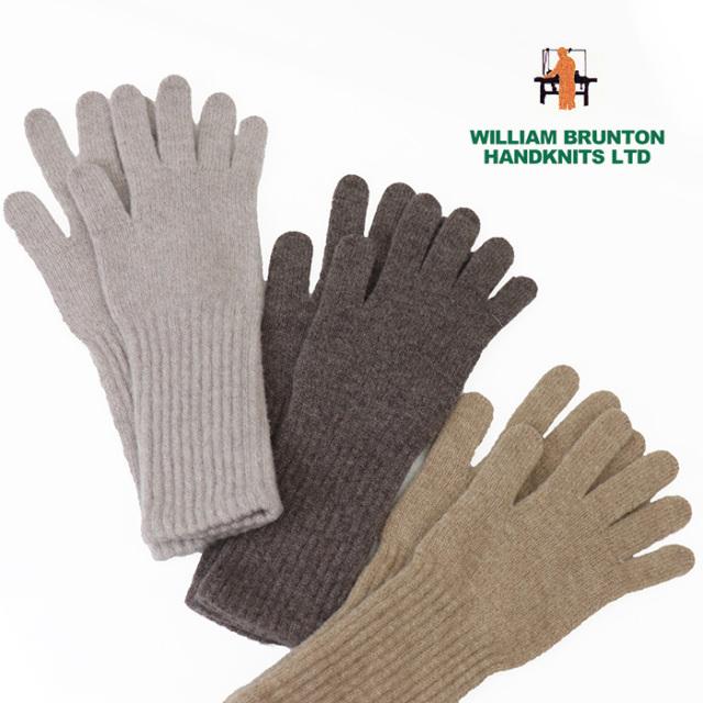 William Brunton ウィリアムブラントン ウールロンググローブ 522
