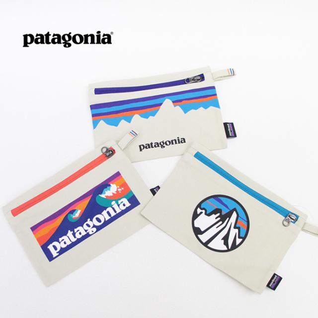 patagonia,パタゴニア,ポーチ
