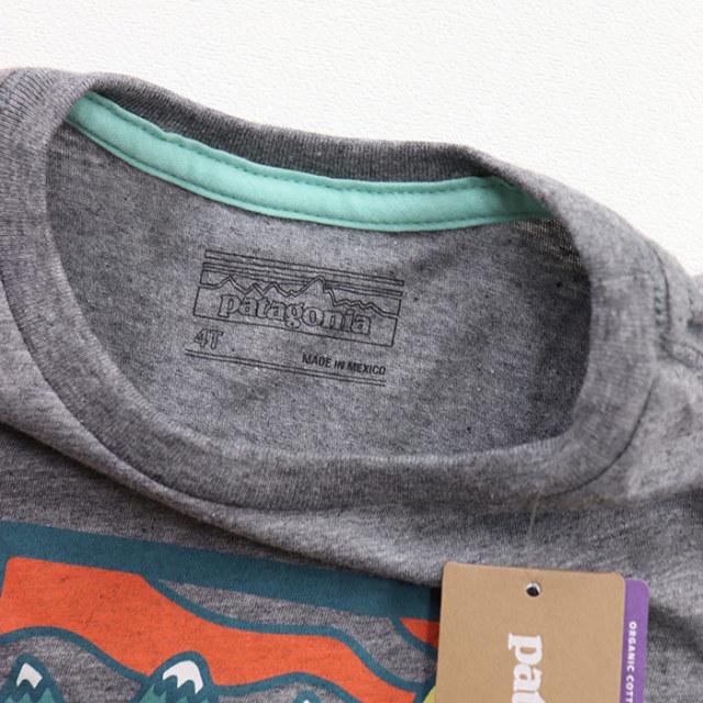 patagonia,パタゴニア,キッズ,ベビー,半袖Tシャツ