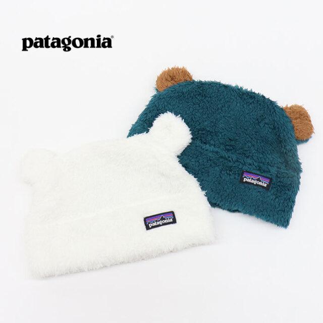 patagonia,パタゴニア,キッズ,帽子