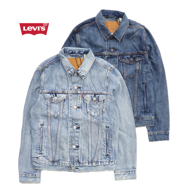 Levi's,リーバイス,トラッカージャケット