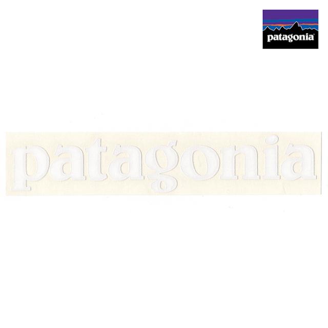 patagonia,パタゴニア,ステッカー,91928