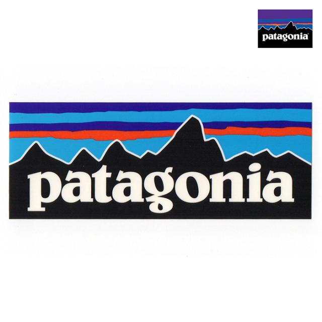 patagonia,パタゴニア,ステッカー,92118