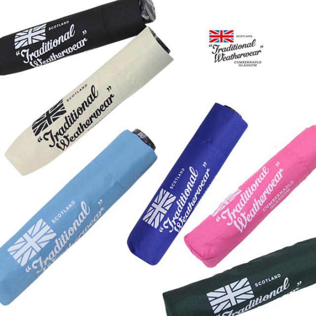 Traditional Weatherwear トラディショナルウェザーウェア ライトウェイト アンブレラ A201SLGGO0172BR