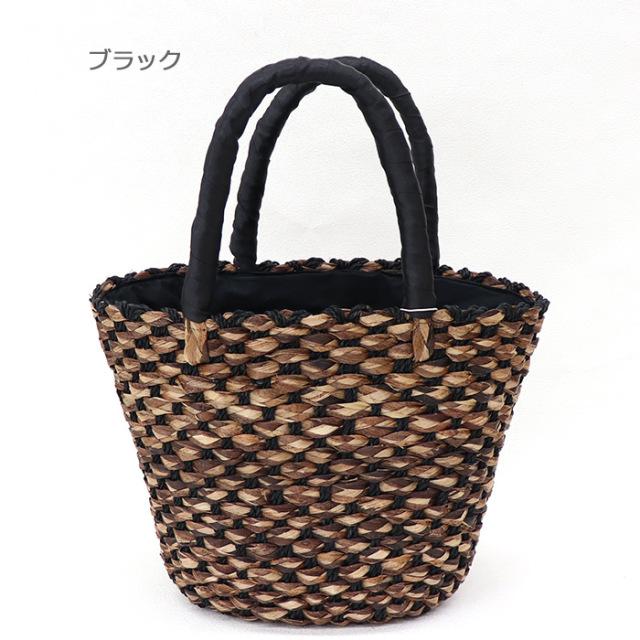 ANJOU CHOUETTE アンジュ シュエット 手編みかごバッグ S B7289-S