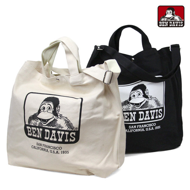 BEN DAVIS,ベンデイビス,トートバッグ,ショルダーバッグ,BDW-9249