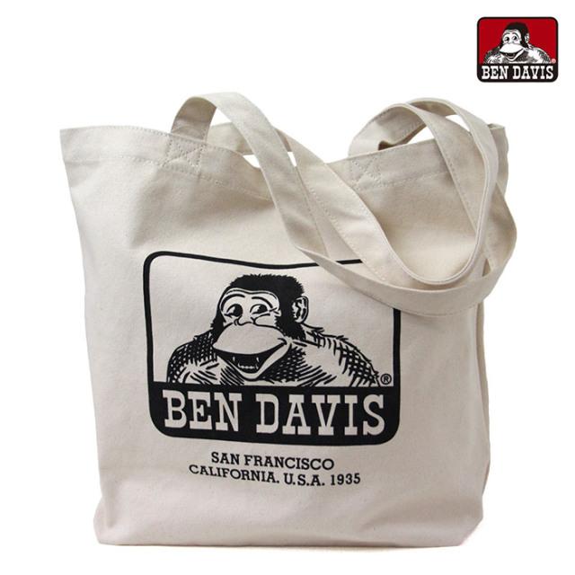 BEN DAVIS,ベンデイビス,トートバッグ,BDW-9375