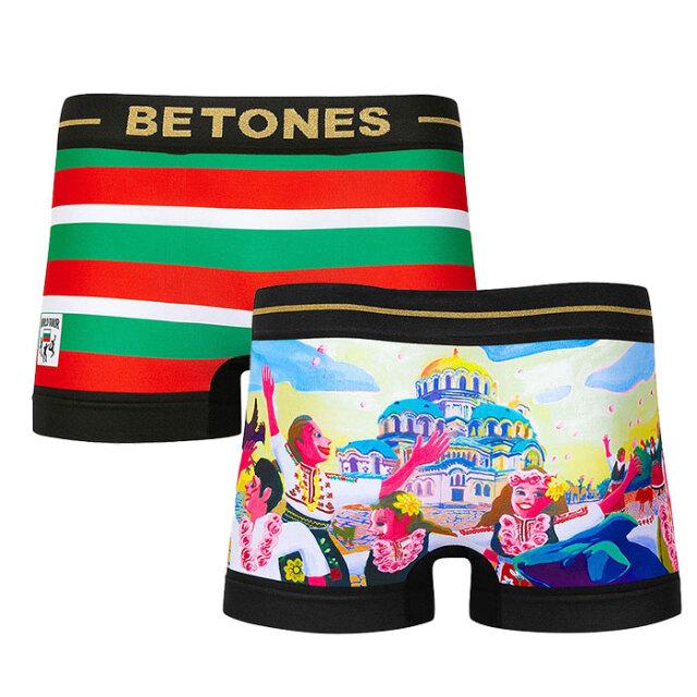 BETONES,ビトーンズ,メンズ,アンダーウェア,ボクサーパンツ