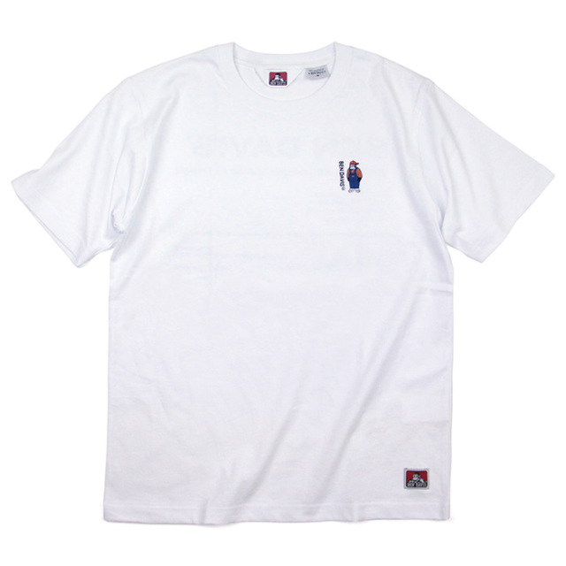 BEN DAVIS,ベンデイビス,Tシャツ,半袖,C-1580005