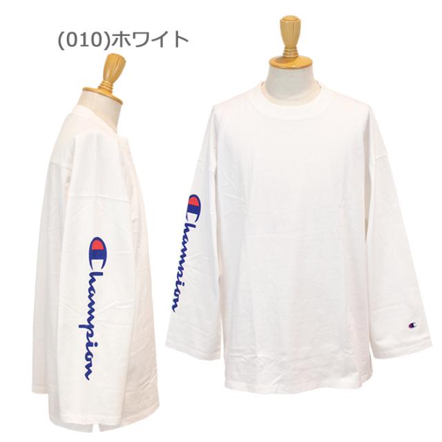 Champion チャンピオン メンズサイズ ロングスリーブTシャツ キャンパス チャンピオン C3-L415