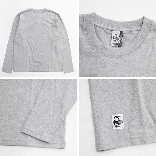 CHUMS,チャムス,Boat Logo L/S T-Shirt,ボートロゴ長袖Tシャツ,CH01-1284