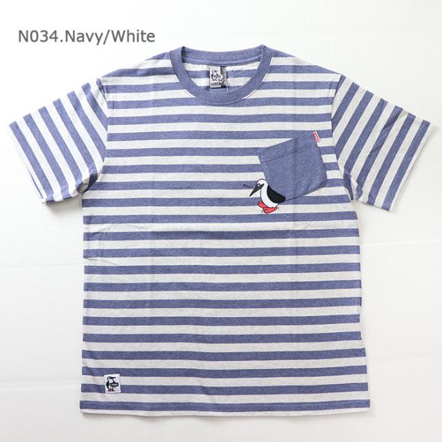 CHUMS,チャムス,Tシャツ,CH01-1674
