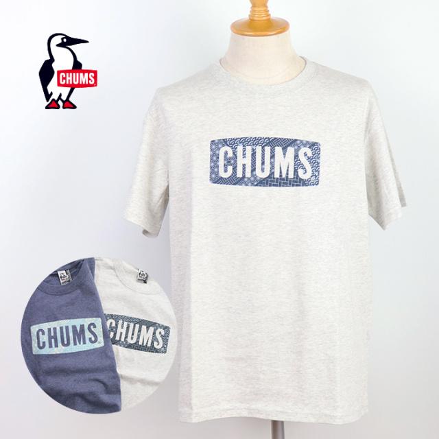 CHUMS,チャムス,Tシャツ,CH01-1678