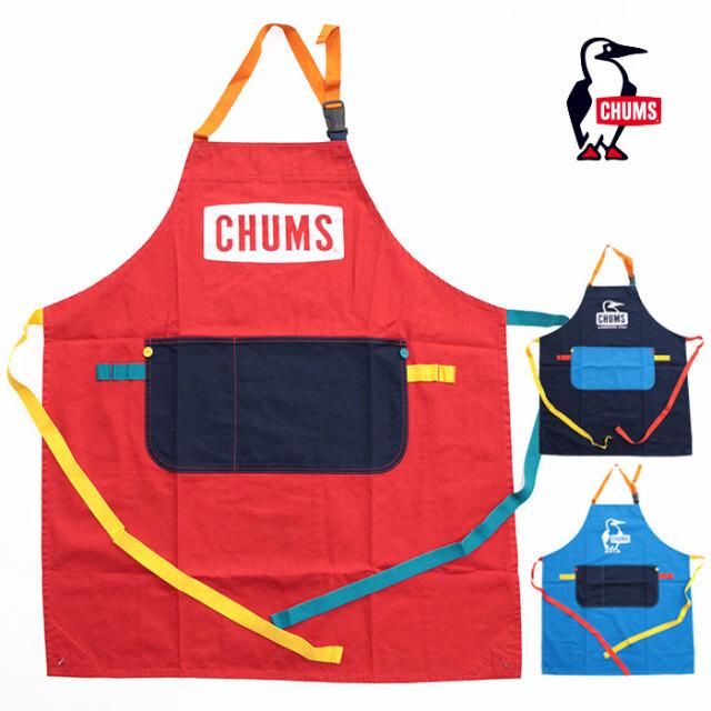 CHUMS,チャムス,エプロン,CH09-1195