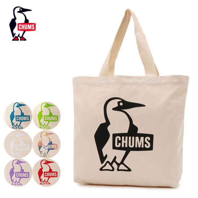 CHUMS チャムス Booby Canvas Tote ブービーキャンバストート CH60-2149