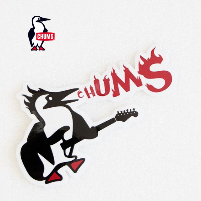 CHUMS チャムス Sticker Rock Booby ステッカー CH62-0047