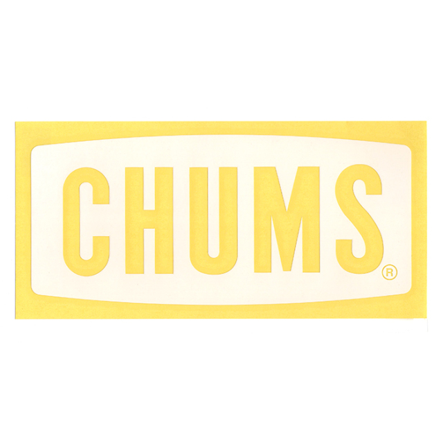 CHUMS,チャムス,ステッカー,CH62-1482