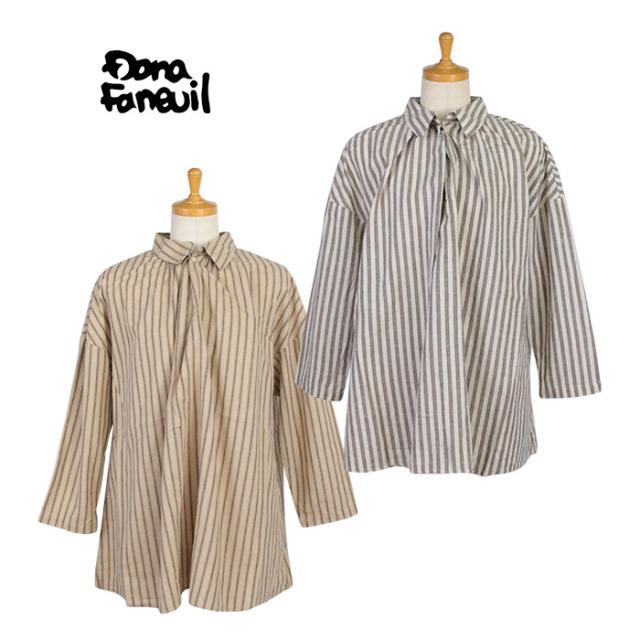 Dana Faneuil ダナファヌル レディース チュニックシャツ D-6320402