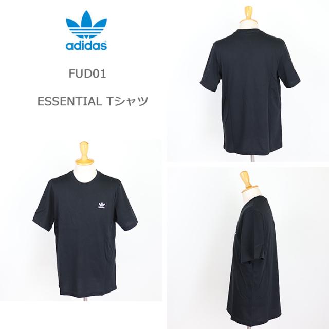 adidas,アディダス,半袖シャツ,FUD02