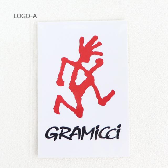 Gramicci グラミチ GRAMICCI STICKER グラミチステッカー GAC-003
