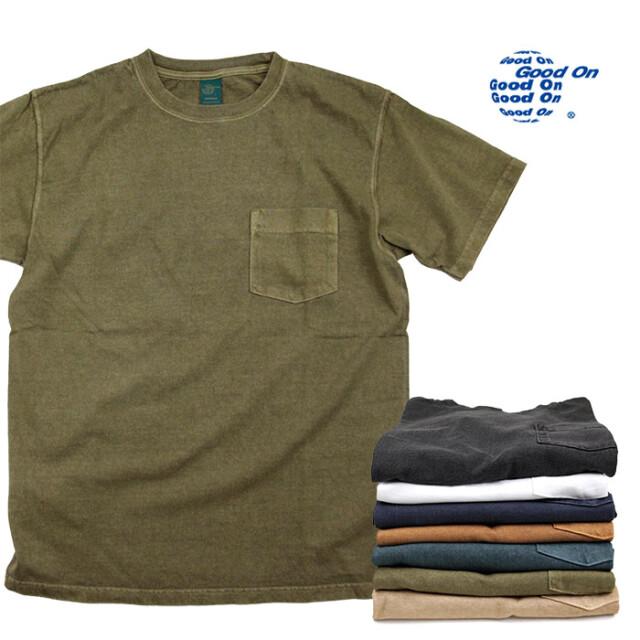 Good On,グッドオン,Tシャツ,GOST0903