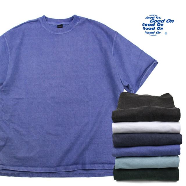 Good On,グッドオン,Tシャツ,ビッグT,GOST2122