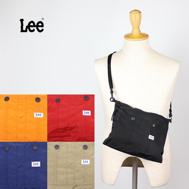 Lee リー OVERALL SACOCHE オーバーオール サコッシュ LA0258