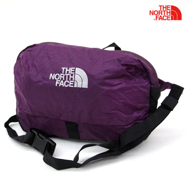 THE NORTH FACE FLYWEIGHT HIP POUCH ザ・ノースフェイス フライウェイトヒップポーチ NM81953