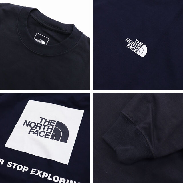 THENORTHFACE,ザ・ノースフェイス,長袖Tシャツ,NT82131