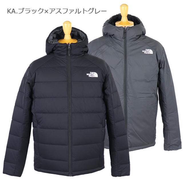 THE NORTH FACE,ザ・ノースフェイス,Reversible Anytime Insulated Hoodie,リバーシブルエニータイムインサレーテッドフーディ,NY81979