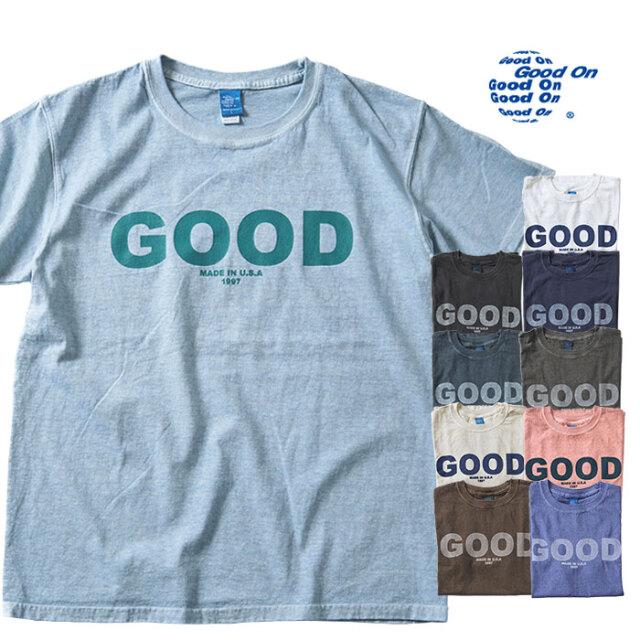 GoodOn,グッドオン,Tシャツ
