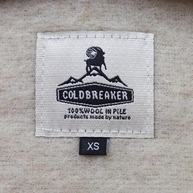 COLDBREAKER  コールドブレイカー レディース ウールベスト