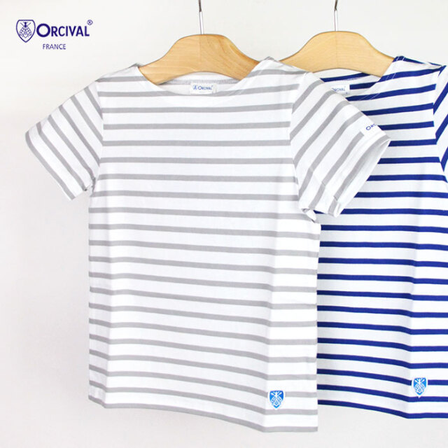 ORCIVAL,オーシバル,半袖Tシャツ,RC-9229