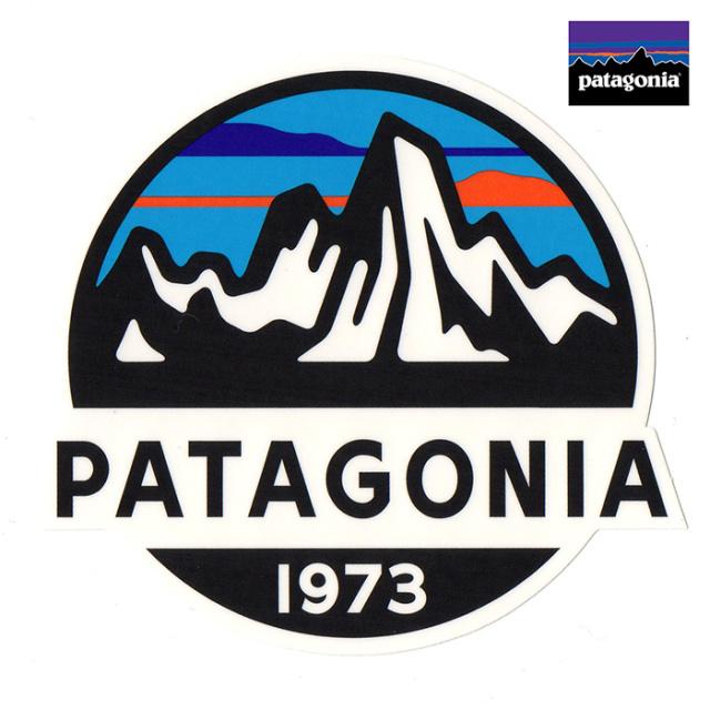 patagonia,パタゴニア,ステッカー,STK03