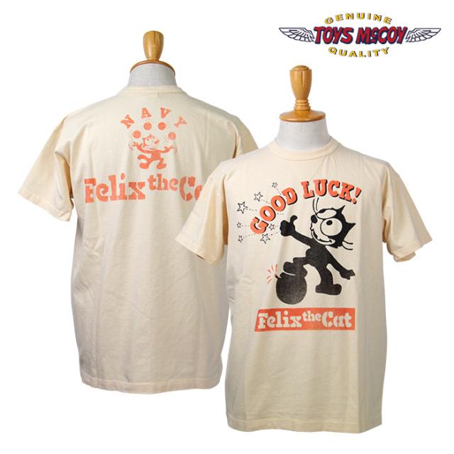 TOYS McCOY,トイズマッコイ,プリントTシャツ,フィリックス,TMC2001