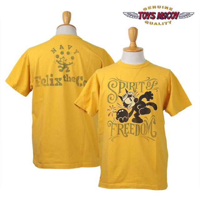 TOYS McCOY,トイズマッコイ,プリントTシャツ,フィリックス,TMC2002