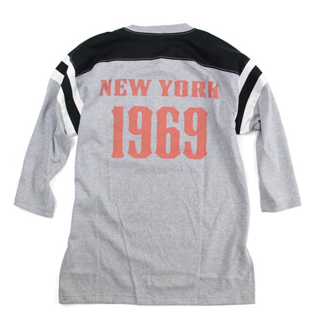 TOYS McCOY,トイズマッコイ,フットボールシャツ,TMC2030