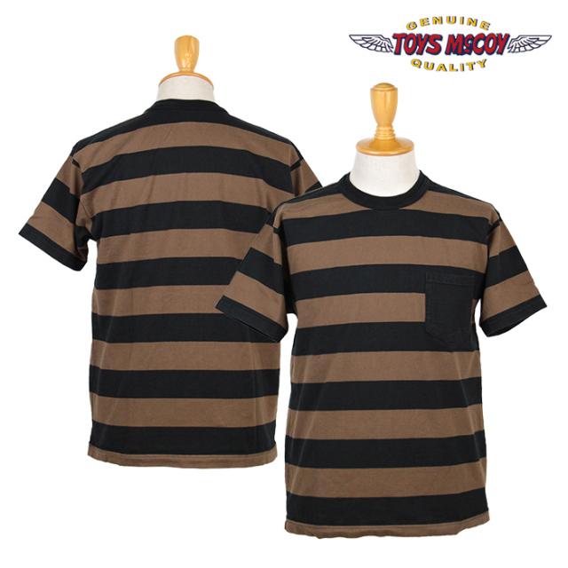 TOYS McCOY,トイズマッコイ,ポケットTシャツ,ボーダー,TMC2032