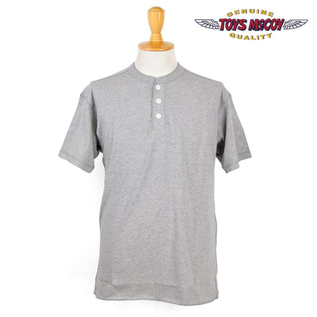 TOYS McCOY,トイズマッコイ,ヘンリーネックTシャツ,TMC2033