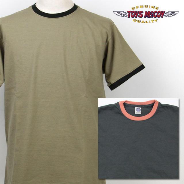 TOYS McCOY,トイズマッコイ,リンガーTシャツ,TMC2133