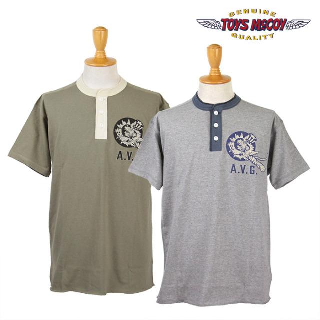 TOYS McCOY,トイズマッコイ,ユニオンシャツ,ヘンリーネック,TMC2135