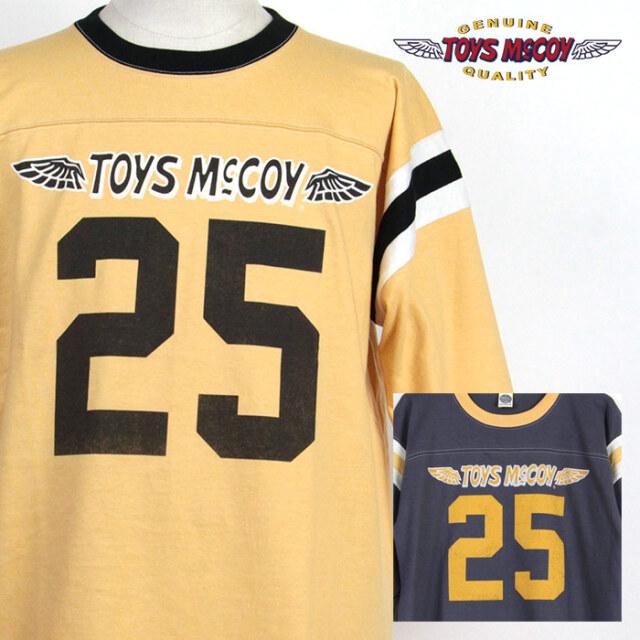 TOYS McCOY,トイズマッコイ,Tシャツ,フットボールシャツ,TMC2150