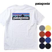 patagonia,パタゴニア,P-6ロゴTee,38504