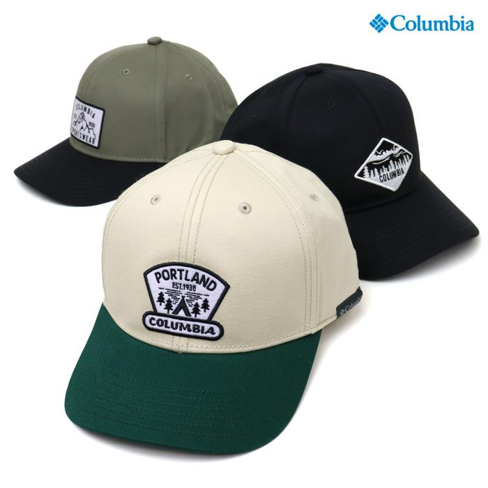 Columbia,コロンビア,帽子