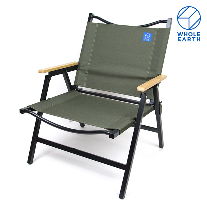 WHOLE EARTH,ホールアース,キャンプ,イス,折り畳み,WE23DC28