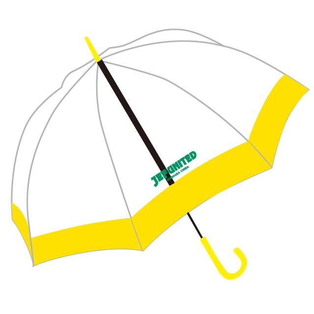 ドーム型ジャンプ傘