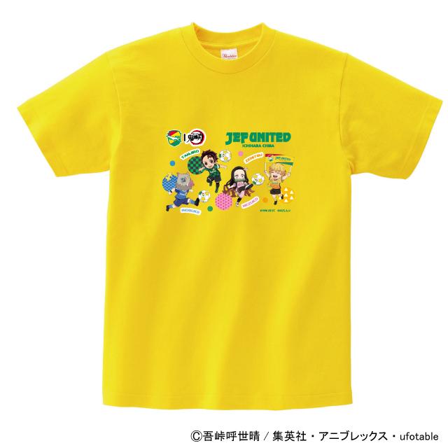 スポーツ2021×鬼滅の刃Tシャツ