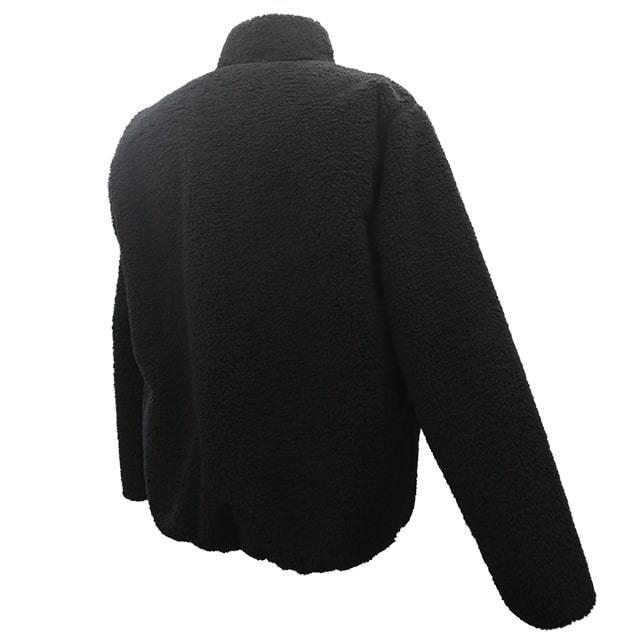 防風ボアジャケット