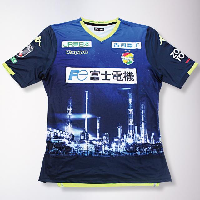 サマーナイトオーセンティックゲームシャツ(工場夜景バージョン)FP