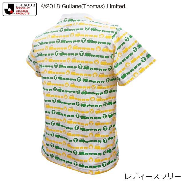 きかんしゃトーマスボーダー柄Tシャツ(メンズ・レディース)